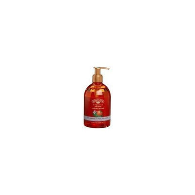 Fruit Blends Liquid Soap Persmimmon + Rose Geranium by Nature's Gate