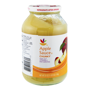 Ahold Chunky Apple Sauce