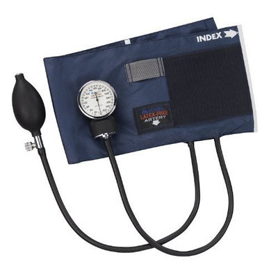 Mabis Mabis Precision Series Large Adult Aneroid Sphygmomanometer
