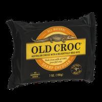 Old Croc Australian Cheese Sharp Cheddar