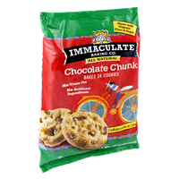 Immaculate Baking Co. All Natural Chocolate Chunk Cookie Dough