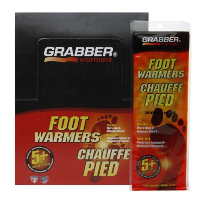 Grabber Warmers Foot Warmers