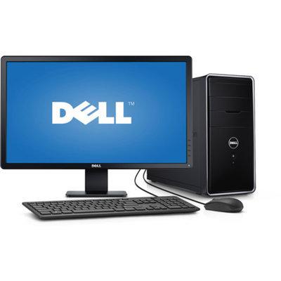 Dell Inspiron 3847 Desktop PC with Intel Core i5-4460 Processor, 8GB Memory, 24