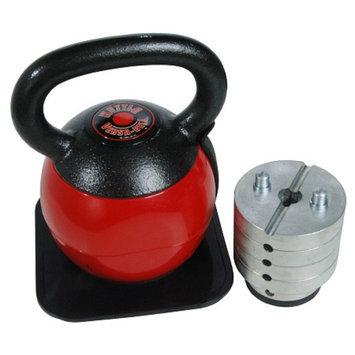 Stamina 36 lb. Adjustable Kettle Versa-Bell Model 05-3036
