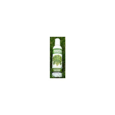 Nourish Body Wash Organic Wild Greens - 8.5 Oz, 3 Pack