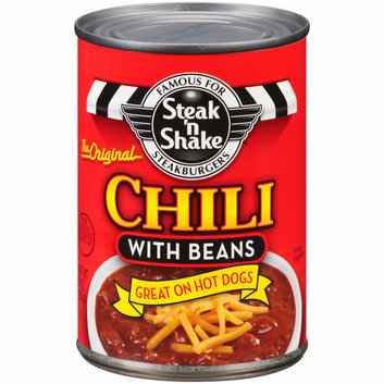 Steak 'n Shake Chili with Beans