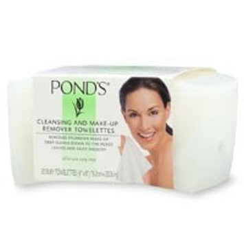 POND's Clean Sweep Cleansing & Make-up Removing Towelettes