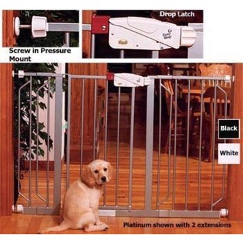 Regalo Extension for Safety Gate, White, 24