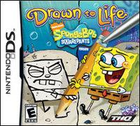 THQ Drawn to Life: SpongeBob SquarePants Edition
