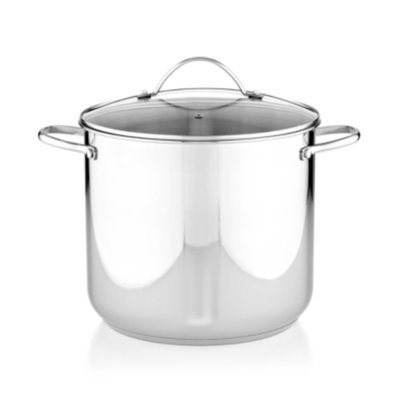 Tools Of The Trade Tools of the Trade Stainless Steel 16 Qt. Covered Stockpot