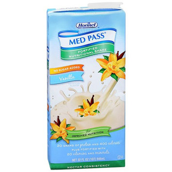 Hormel Med Pass Fortified Nutritional Shake
