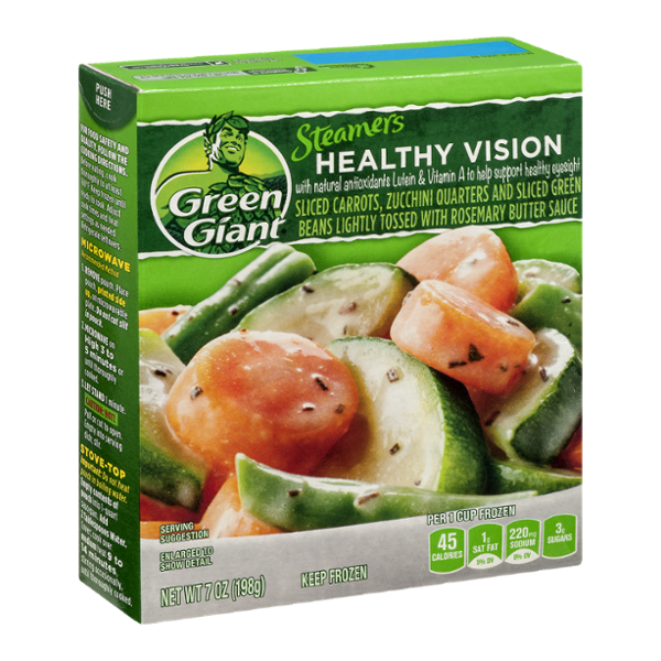 Green Giant Steamers Healthy Vision