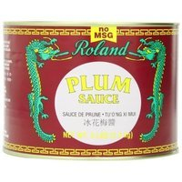 Roland Plum Sauce, 5-Pounds Cans (Pack of 2)