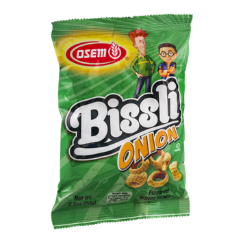Osem Bissli Onion Wheat Snacks