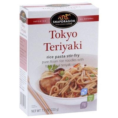 Snapdragon Tokyo Teriyaki Rice Pasta Stir-Fry, 7.7-Ounce Boxes (Pack of 6)