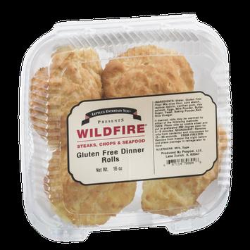 Wildfire Gluten Free Dinner Rolls - 4 CT