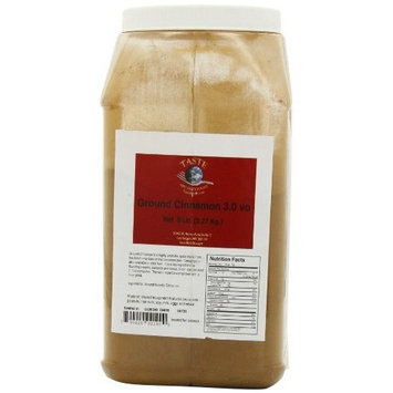 TASTE Specialty Foods Cinnamon, Ground, 5 Pound Jug