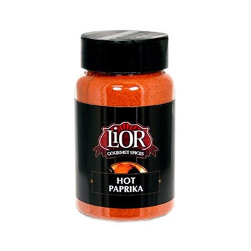 LiOR Hot Paprika Seasoning, 4.23-Ounce Jars (Pack of 3)