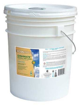 EARTH FRIENDLY PRODUCTS PL9721/05 Liquid Dish Detergent,5 gal, Unscent