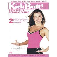 Kickbutt, Vol. 1: Push Pull and Steamin' Cardio