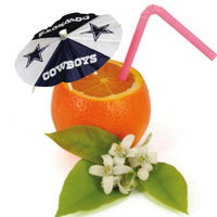 Drink Umbrellas Nfl Steelers Pkg/24