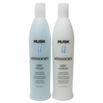 Rusk Sensories Calm Shampoo & Conditioner - 1 Set, 1 set