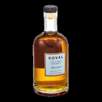 Koval Single Barrel Whiskey Four Grain