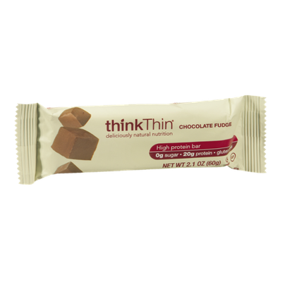 thinkThin High Protein Bar Chocolate Fudge