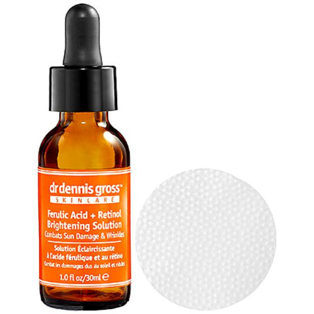 Dr. Dennis Gross Skincare Ferulic Acid & Retinol Brightening Solution