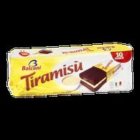 Balconi Tiramisu Sponge Cakes - 10 CT
