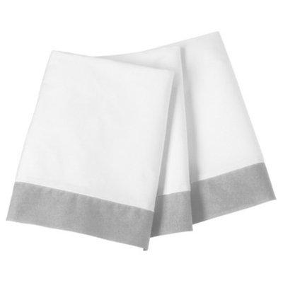 Crib Skirt - Grey by Circo