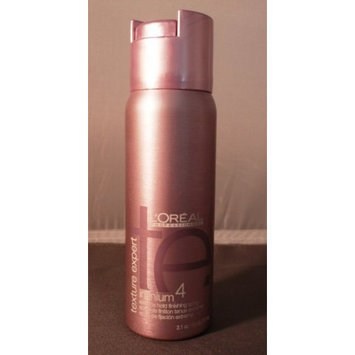L'Oréal Texture Expert Infinium 4 Extreme Hold Finishing Spray 2.1 oz