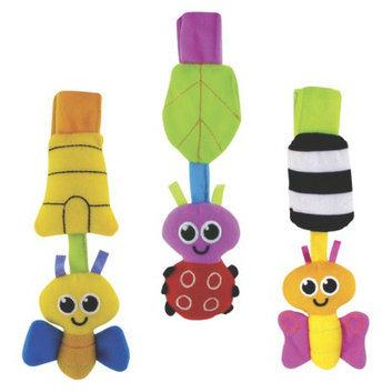 Sassy Go-Go Bugs Stroller Toys