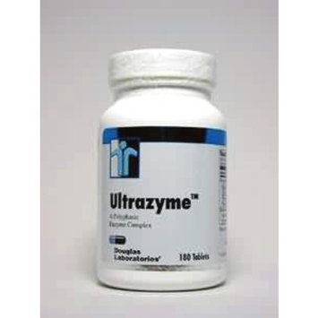 Douglas Labs - Ultrazyme 180 tabs Health and Beauty Health and Beauty