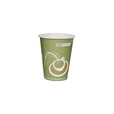 Eco EPBRHC12EWPK Evolution World 24% PCF Hot Drink Cups