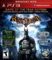 Warner Home Video Games Batman Arkham Asylum Game of the Year