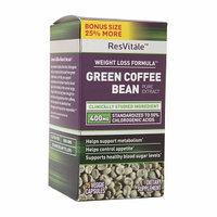 ResVitale Green Coffee Bean Weight Loss Formula