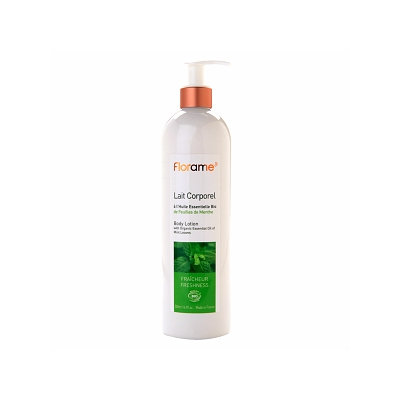 Florame Body Lotion Mint Leaves