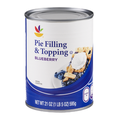 Ahold Pie Filling & Topping Blueberry