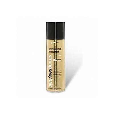 Sexy Hair Concepts Strong Sexy Hair Plaster Strong Hold Hairspray By Sexy Hair, 9 Ounce