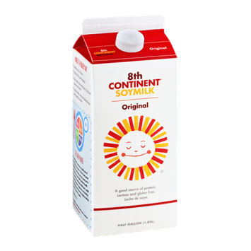 8th Continent Soymilk Original