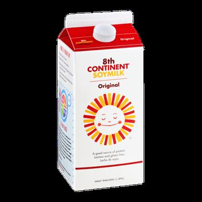 8th Continent Soymilk Original