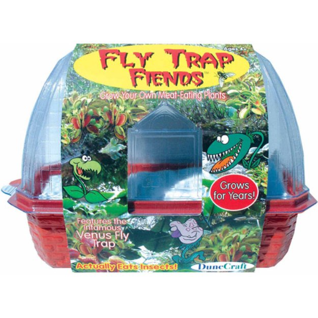 venus fly trap kit instructions