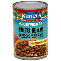Kuner's Southwestern Seasoned Pinto Beans with Garlic
