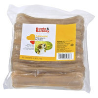 Boots & Barkley Rawhide Pressed Bones Dog Treats - 8 Count