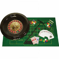 Trademark Poker Deluxe Roulette Set with Accessories