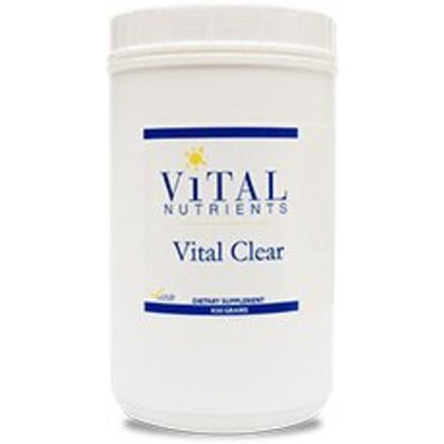 Vital Clear - by Vital Nutrients - Vegetarian Protein Powder - Nutritional & Herbal Support for Reducing Inflammation, Maintaining Healthy Blood Sugar Levels, & Promoting Detoxification.