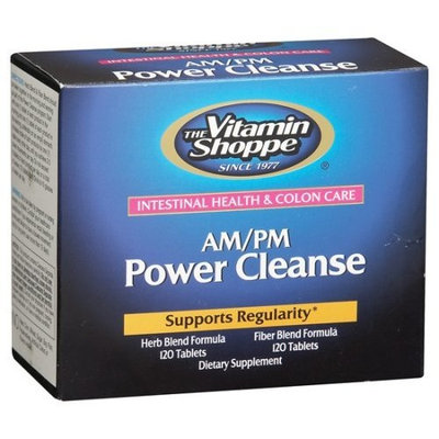 the Vitamin Shoppe - Am/Pm Power Cleanse, 1 kit