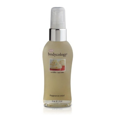 Bodycology Body Mist, Vanilla Cupcake, 2 Fluid Ounce (Pack of 6)