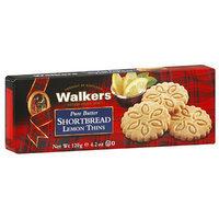 Walkers Lemon Shortbread Thins
